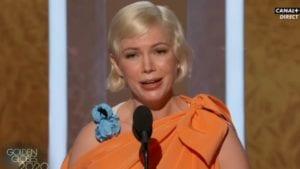 Hollywoodstjärna hyllar abort