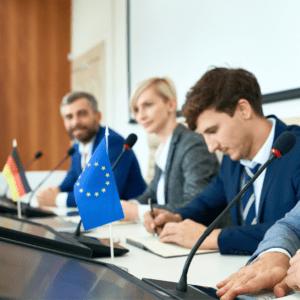 Utkast till ny resolution i EU-parlamentet