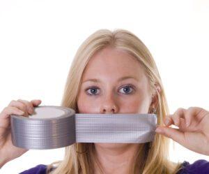 Samvetsstress och tystnadskultur